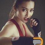 19岁越南拳击女神