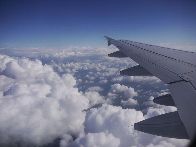 Air Travel Flug Reise Airplane Flugzeug Cloud Wolke Sky Himmel