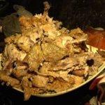菲力宾贫民区的美食